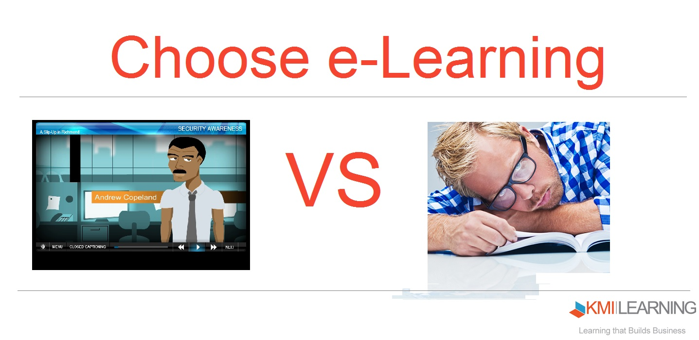 Choose e-Learning