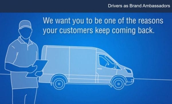 Drivers as Brand Ambassadors Online Course