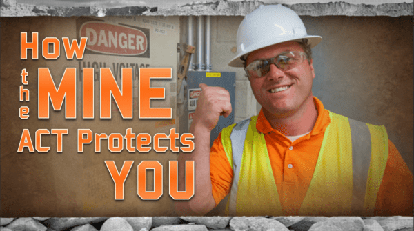 MSHA 46 Training: Miners' Rights