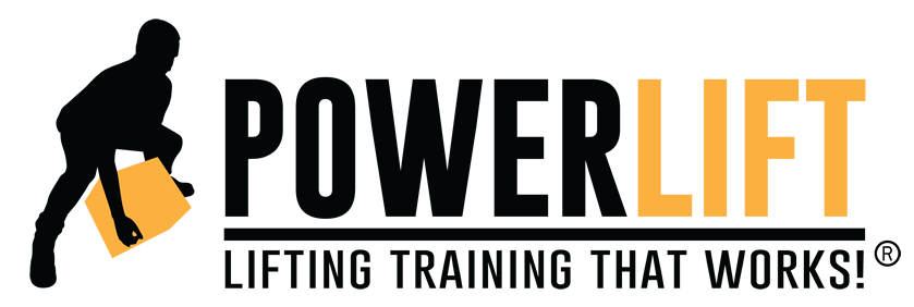 Powerlift Lifting Training That Works Logo