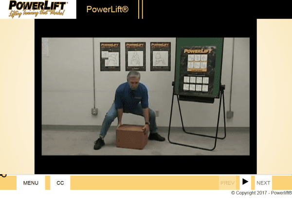 Powerlift® Complete Training Program
