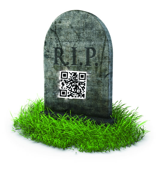 QR Code is Dead-Augmented Learning 101