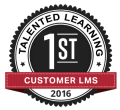 Talented Learning Top 5 Customer LMS 2016