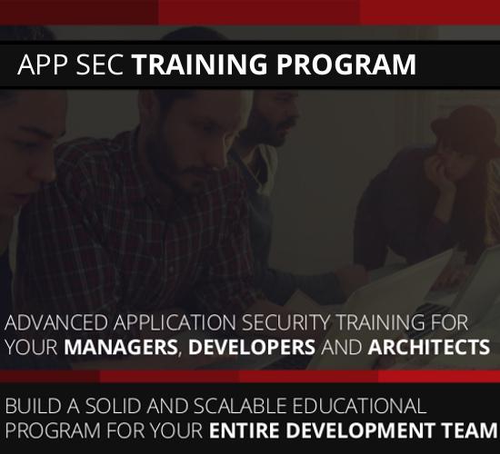 APP security training