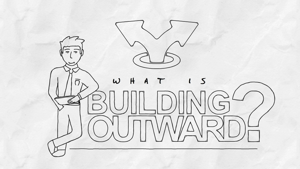 Building Outward Graphic