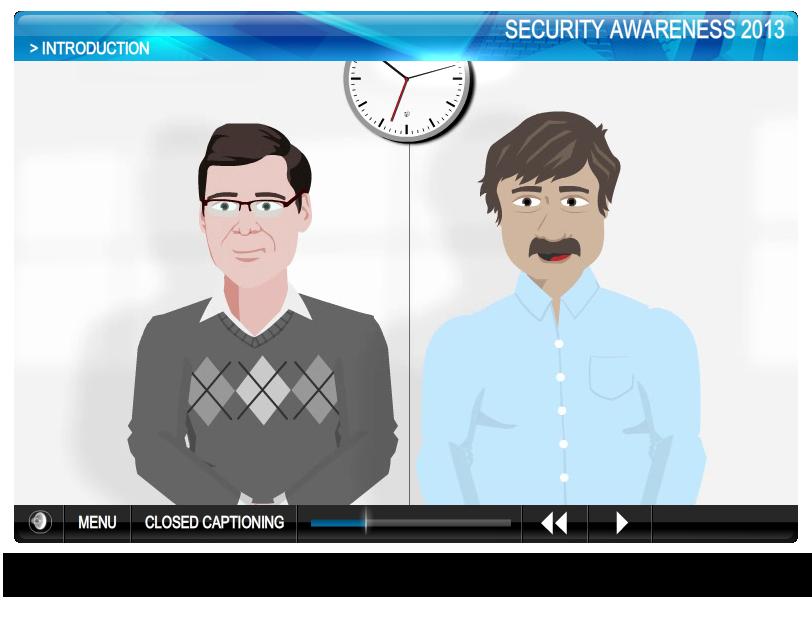 Security Awareness Training Course