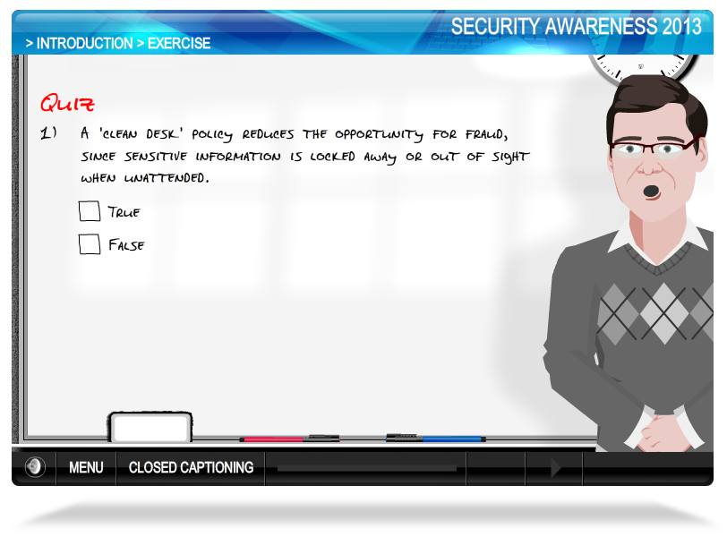 entire Security Awareness