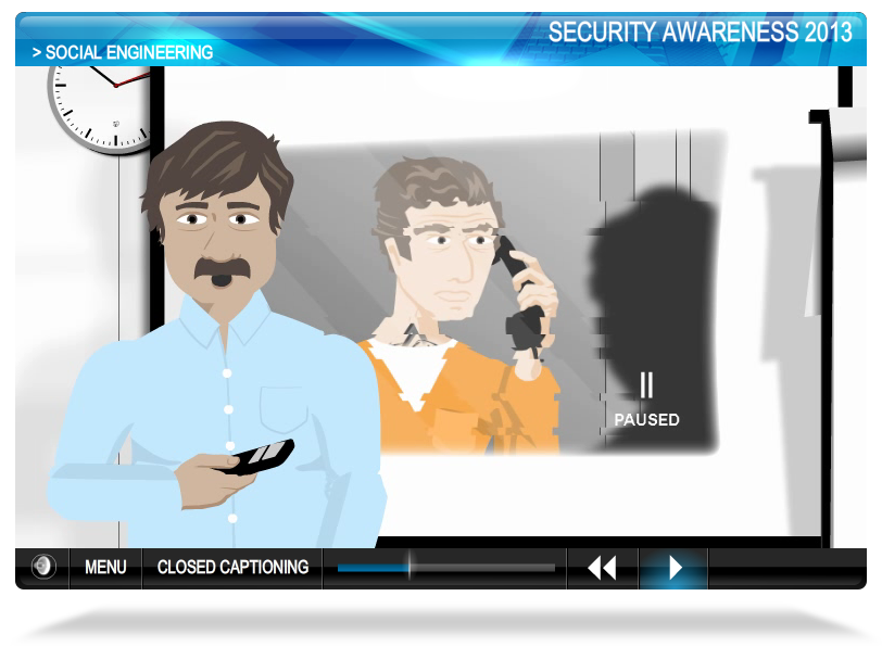 Security awareness and Social Engineering