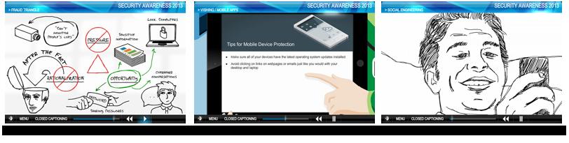 Genworth Security awareness