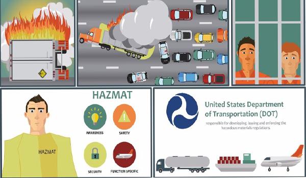 Halfday Hazmat Training Launch Announcement