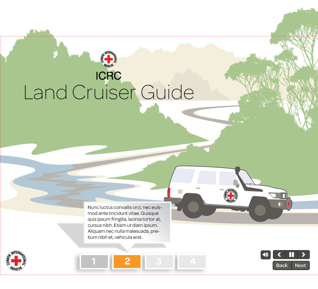 Land Cruiser Guide