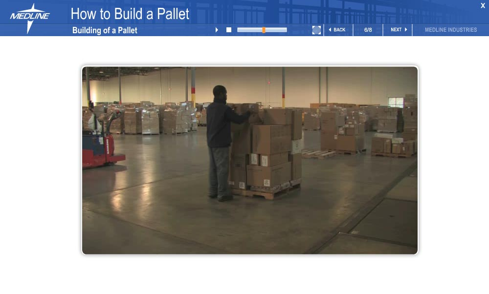 How to build a pallet