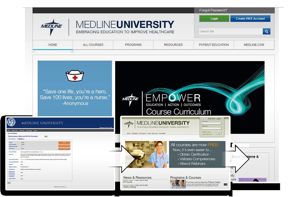 Medline University (MU)