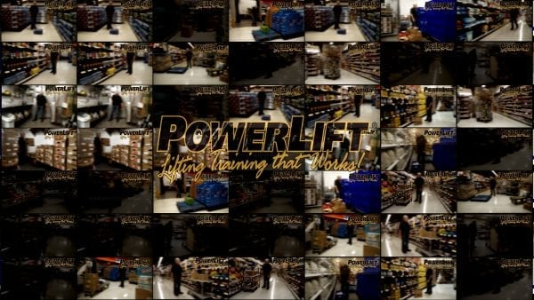 PowerLift Grocery Safety Talk Videos