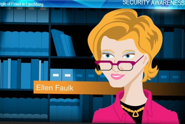 Security awareness Ellen Faulk